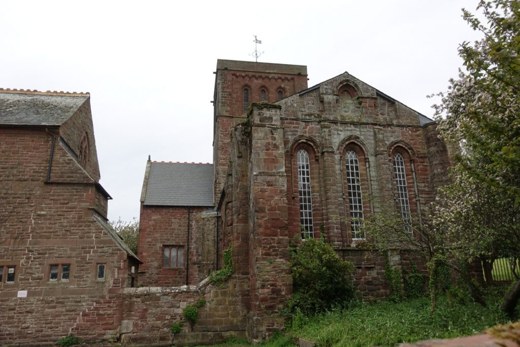 St Bees Priory
