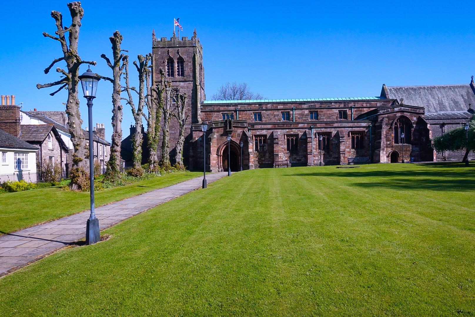 Church at Kirkby Stephen