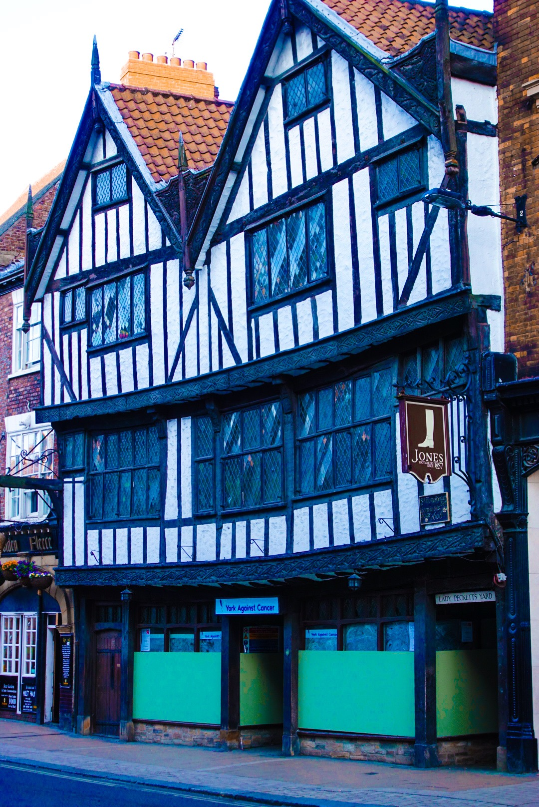 Old House in York