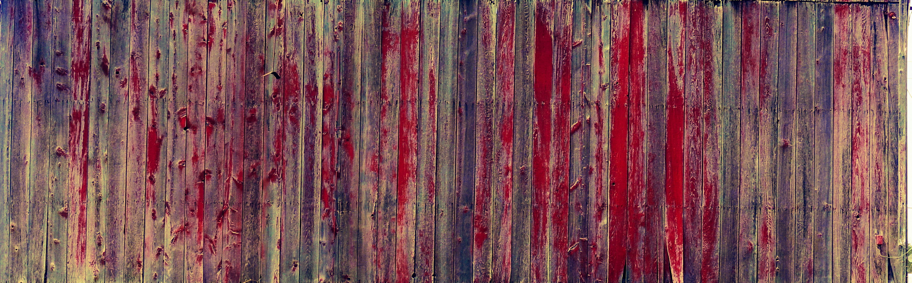 Weathered Paint
