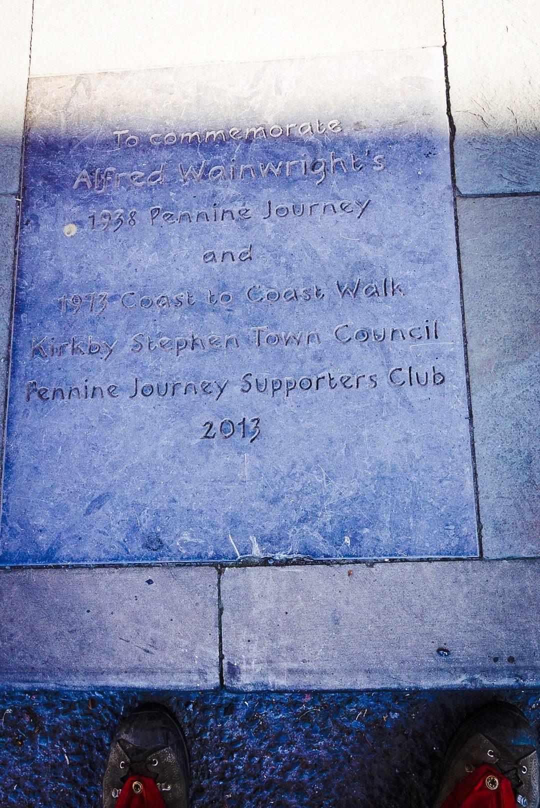Wainwright Stone
