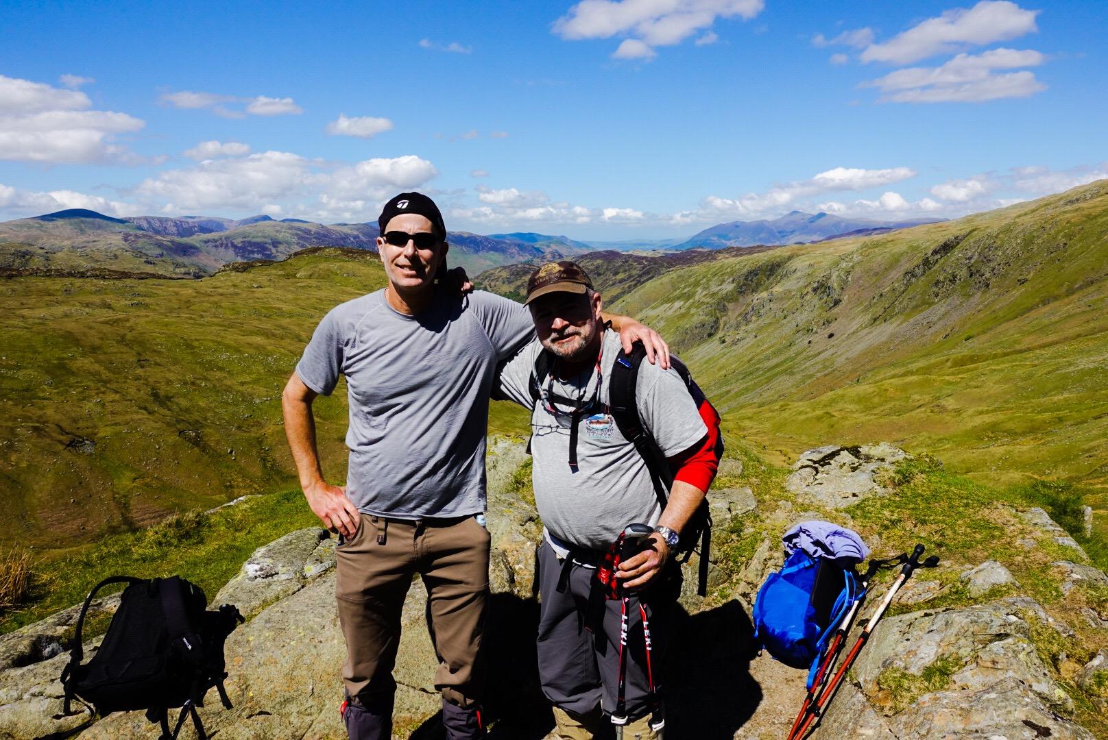 Joel and I